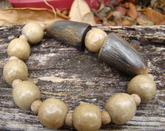 Elk Horn Wood Bracelet