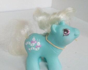 New Born Ponies- My Little Pony-1987- Wiggles