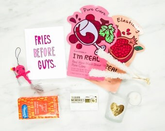Breakup Gift Box