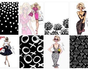 Hello Divas !! Planner Square Stickers