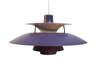 "On hold, Poul Henningsen ""PH 5"" from Louis Poulsen, mid century lamp"