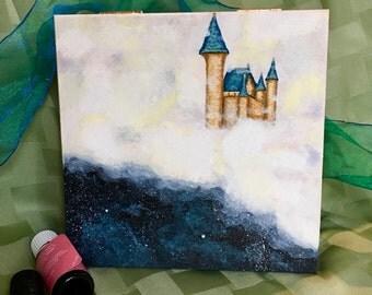 "Essential Oil Box ""Castle in the Sky"""