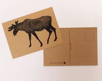 Christmas card, greeting card, postcard, post card