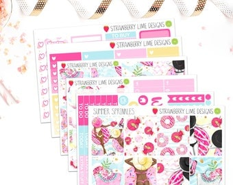 Summer Sprinkles Collection - Deluxe Kit