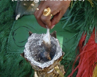Tchouraï Thiouraye Chouraye (Senegalese incense) Boite Encens