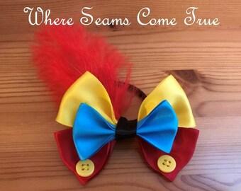 Pinocchio Hair Bow