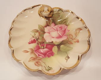 Tolpin bon bon plate - roses