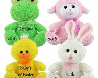 Custom Easter plush