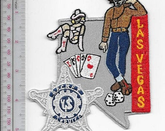 US Secret Service USSS Nevada Las Vegas Field Office F.O. Agent Service Patch