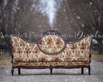 Victorian Christmas Set