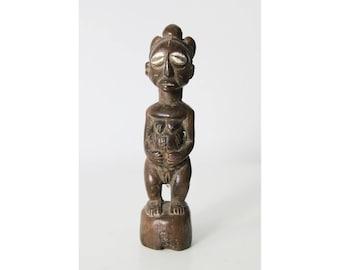 Kusu, Male Ancestor Statue, Congo