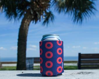 Donut KOOZIE®, Creative Can Cooler, Beer KOOZIE®, Unique Can Cooler, Beer Holder, Beverage Cooler, Fun KOOZIE®,
