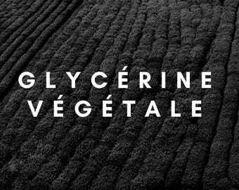 Glycerin vegetale•contenant 125 ml•Fabrication levres•projets creatifs•diy balms naturels•Fabrication products