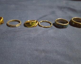 Band Ring Set