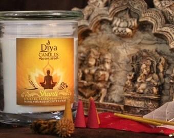 Shanti Soy Candle
