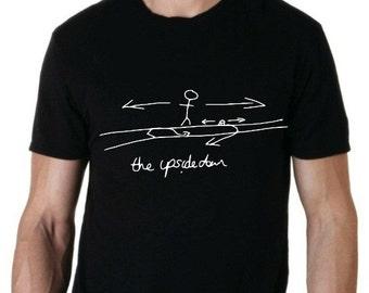 Stranger Things - Upside Down Drawing T-Shirt