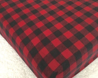buffalo plaid flannel sheets lumberjack flannel crib sheets winter crib sheets