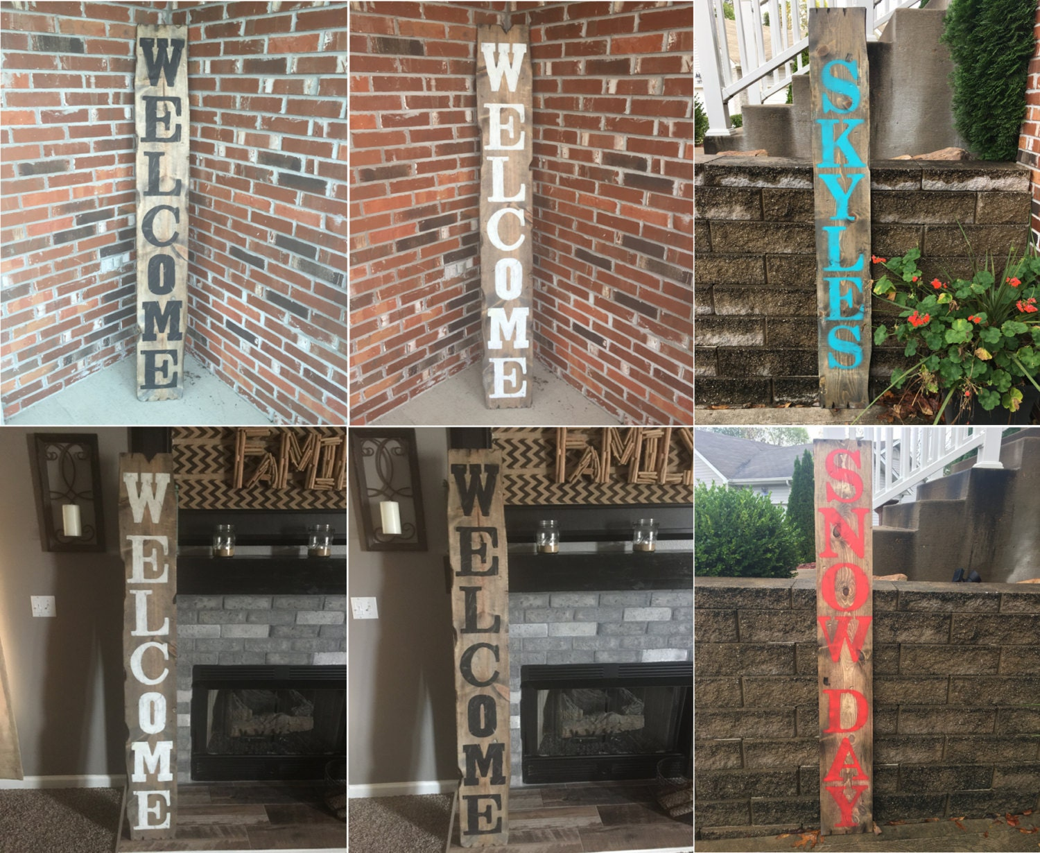 Patio decor wooden signs outdoor decor outdoor wood for Outdoor decorative signs