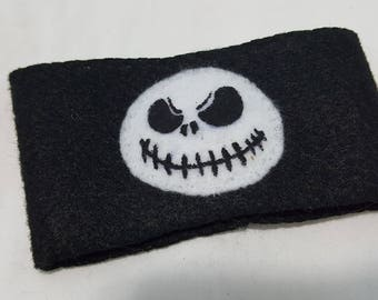 Jack Skellington - Reusable Coffee Sleeve