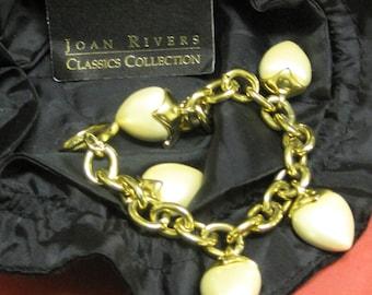 C- 23 Vintage Bracelet   Joan Rivers collection