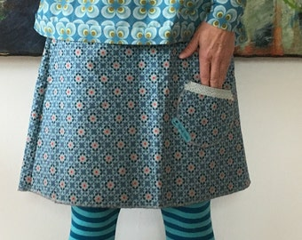 Fröken Frida Frida corduroy skirt