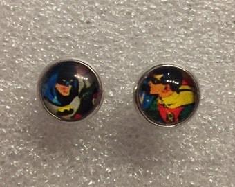 Studs Batman & Robin