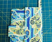 Baby Diaper Bag, Diaper Clutch, Diaper Pouch, Small Diaper Bag, With Fastener Loops Fully Adjustable Size, Baby Gift.