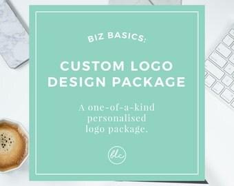 Custom Logo Design Package - | Branding | Logo Design | Custom | Graphic Design | OOAK Logo | Photographer Branding | Business Branding