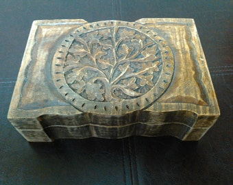 Metaphisical Spell (Tree of Life) Box