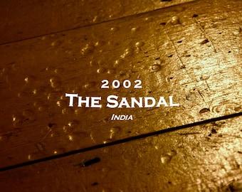 The SANDAL 2002 - Pure Vintage Indian Mysore Sandalwood Oil