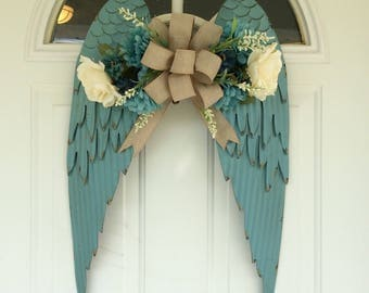 French Blue Wings