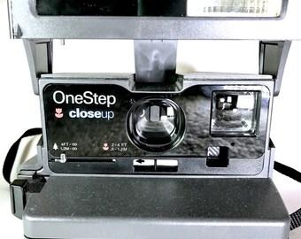 Polaroid Onestep Closeup Camera (Vintage)