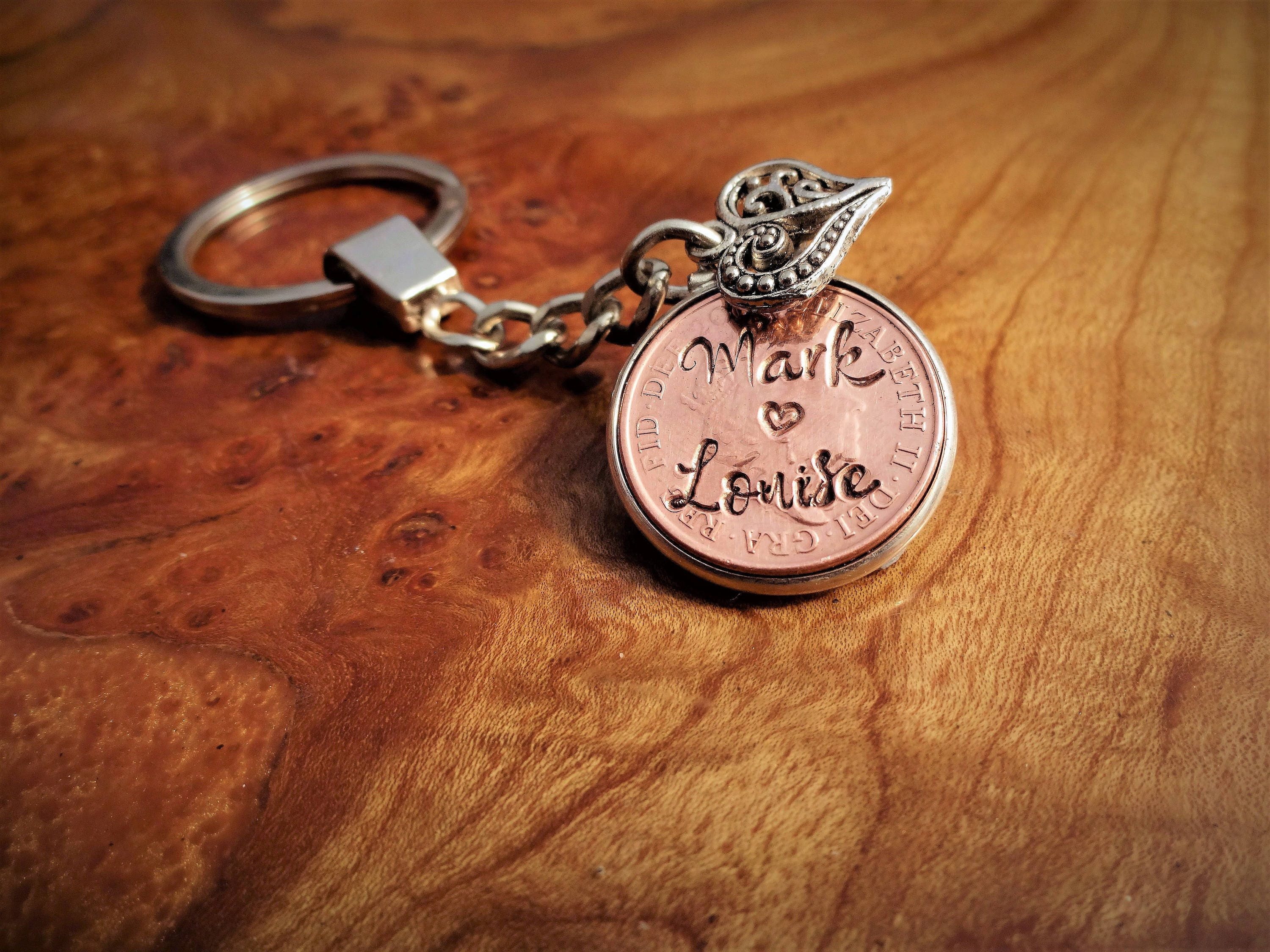 21st Wedding Anniversary Gifts For Him Images Decoration Gift 1996 Lucky Copper