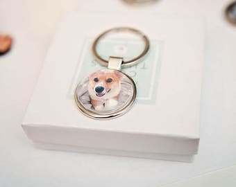 Photo Keychain,Custom keychain,custom key ring,personalized gift,keychain for mom,photo jewelry,picture keychain,mothers day gift