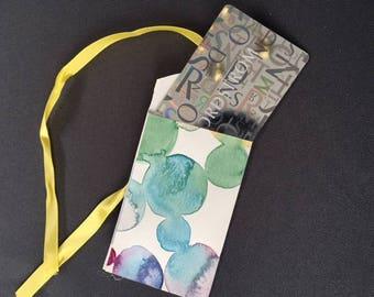 Custom Gift Card/Eidie Envelopes (Size Small)