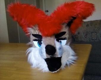 Fox Costume Etsy