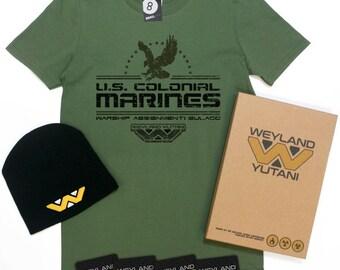 Colonial Marines Directors Cut Box Set
