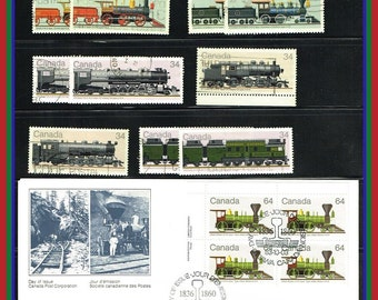 Locomotives  - and Train Covers