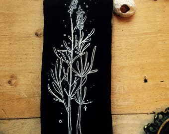 Black lavender SleepWell pillow