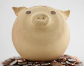 Piglet Coin Bank