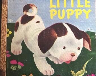 First Edition The Poky Little Puppy Little Golden Book Janette Sebring Lowrey Gustaf Tenggren 1942