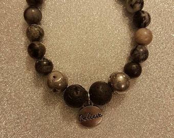 Believer Essential Oil Bracelet