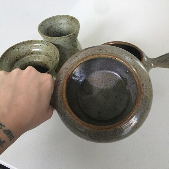 Piri Piri Stoneware Tea Bowl