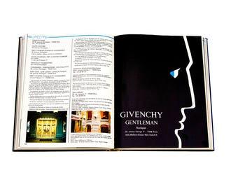 Vintage Paris Guest Guide Look Book