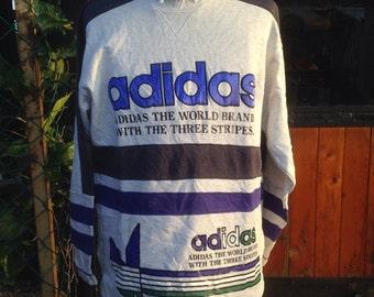 Vintage Adidas Trefoil