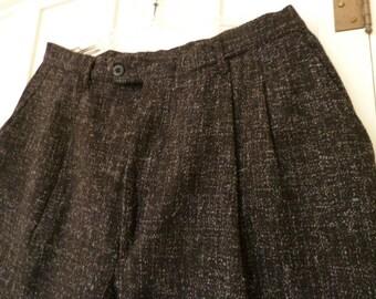 Vintage 50' style Cotler Tweed pants