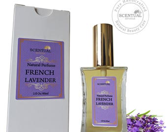 On Sale Lavender Perfume Oil, Tranquility Perfume Oil, Relaxing Lavender Perfume, Vegan Perfume, Gift Idea