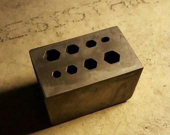 Graphite Mold: Crystal Mold
