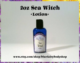 SEA WITCH 2oz Lotion