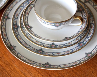 Limoges Place Setting